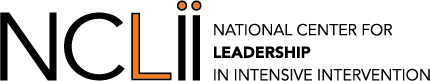 National Center for Leadership in Intensive Intervention