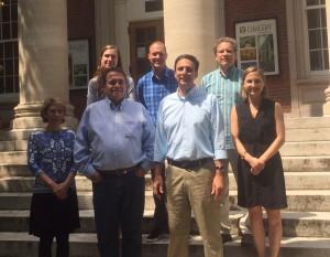 Vanderbilt group photo